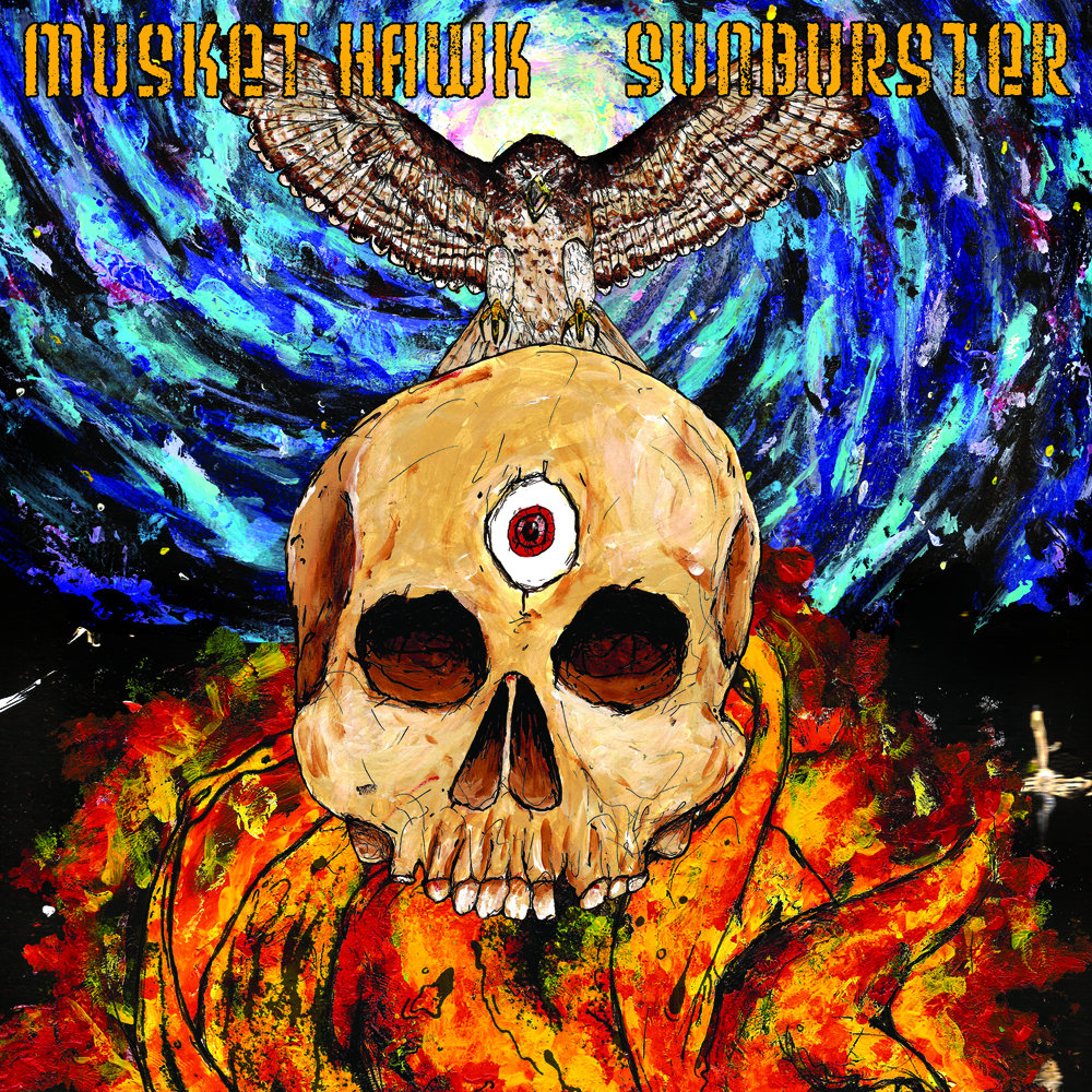 Musket Hawk | Sunburster Split EP