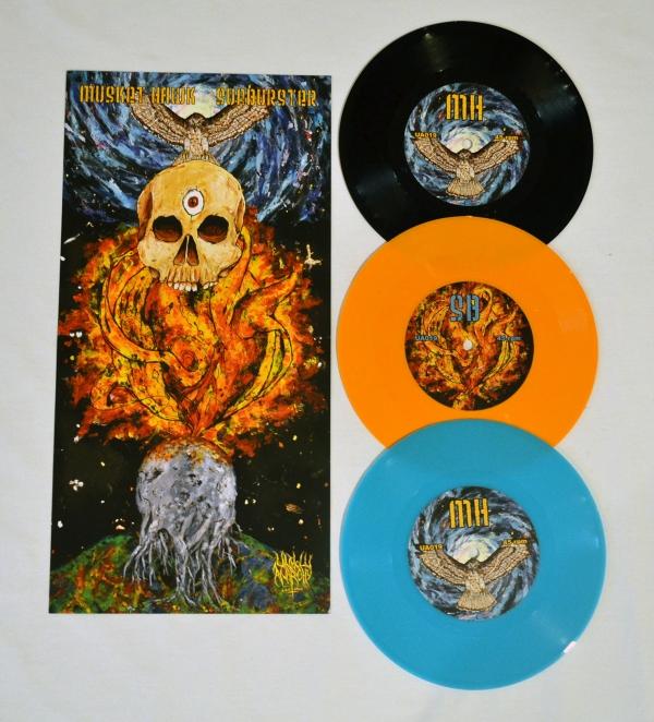 Musket Hawk | Sunburster Split EP