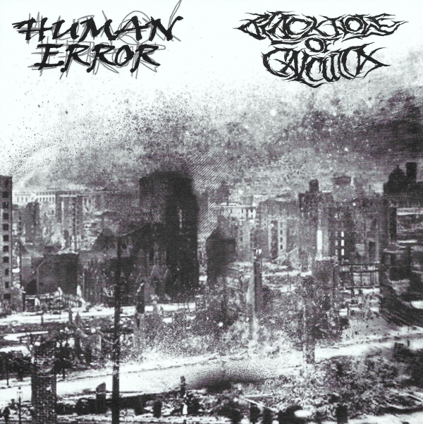 Human Error | Black Hole of Calcutta Split EP
