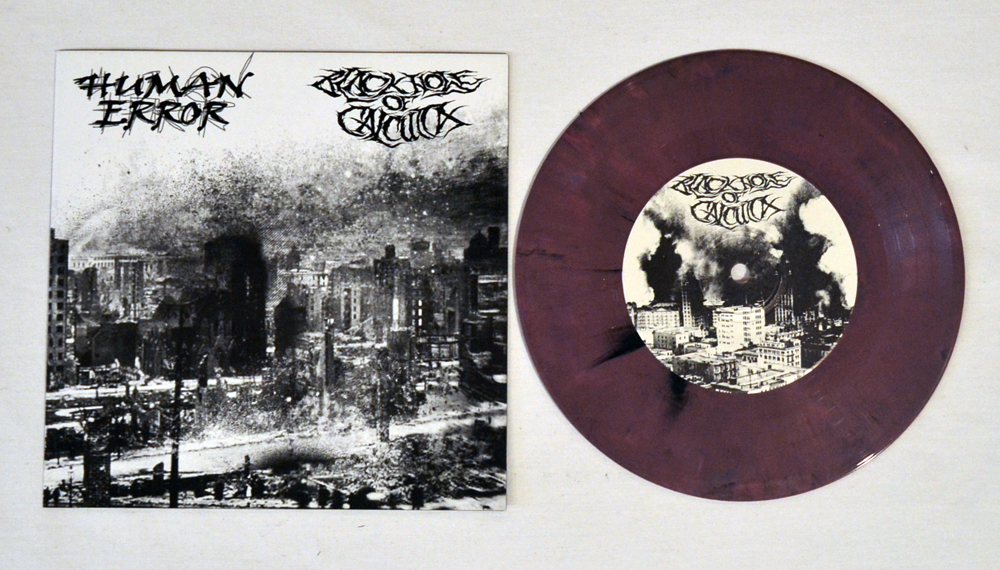 Human Error | Black Hole of Calcutta Split EP