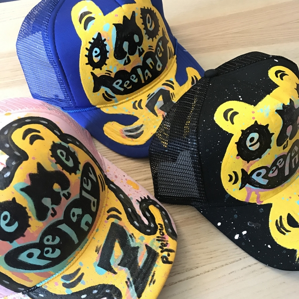Hand Painted Hat 2021