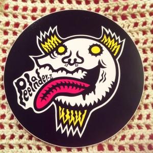 Sticker 2015