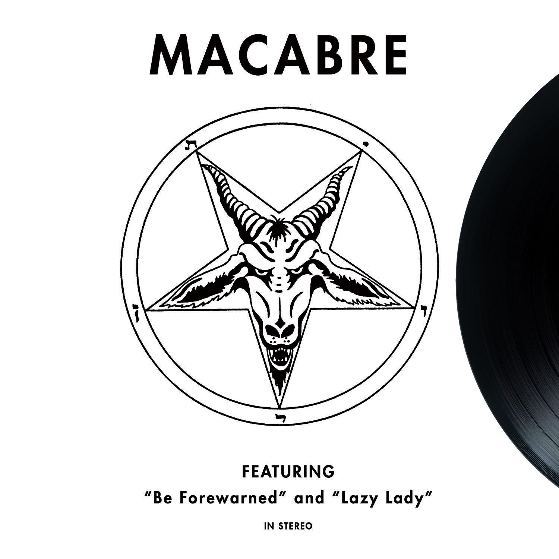 Pentagram Quot Macabre 45rpm Quot 7 Quot Relapse Records