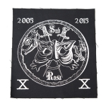 SubRosa 10th Anniversary Back Patch