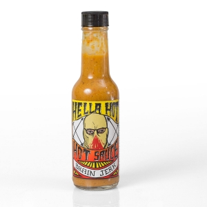 Brain Jerk Hot Sauce (by Hella Hot)