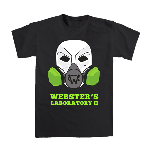 Webster's Lab II T-shirt