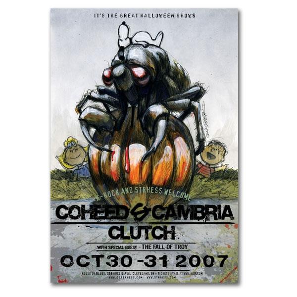 Coheed & Cambria/Clutch