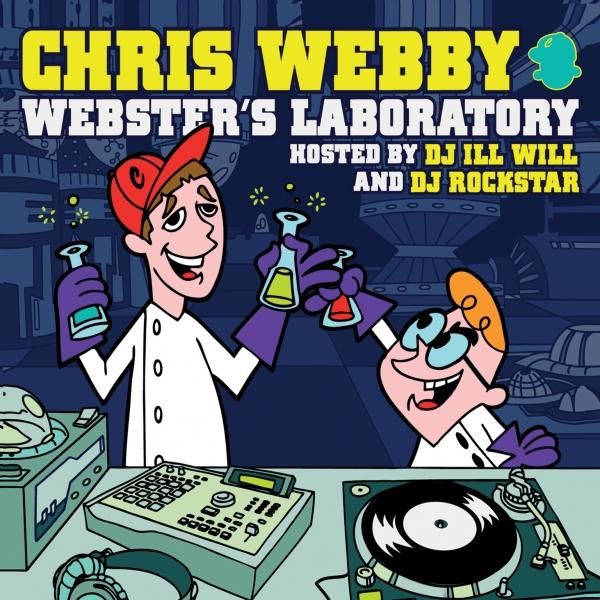 """""""Webster's Lab I"""" Signed CD"""
