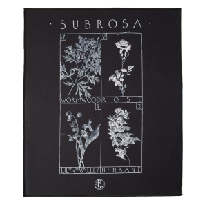 Botanical Back Patch