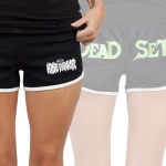 Dead Set Track Shorts