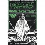 Agathocles Gig Poster (22 July 2016 in Baltimore, MD)