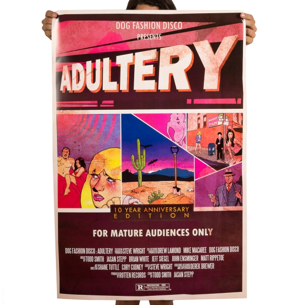 Adultery 10 Year Anniversay