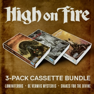 3-Pack Cassette Bundle