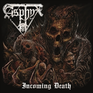 Incoming Death (Gatefold)