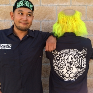 Mad Tiger Work Shirts