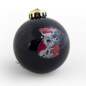 Chrismassacre Christmas Ornament