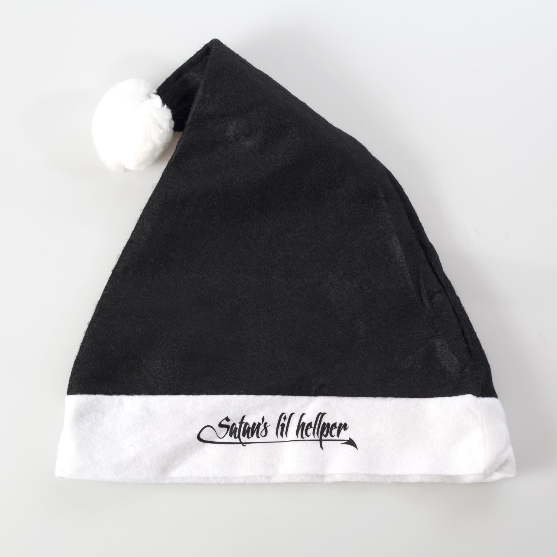 Santa Hat - Satan's Lil Hellper