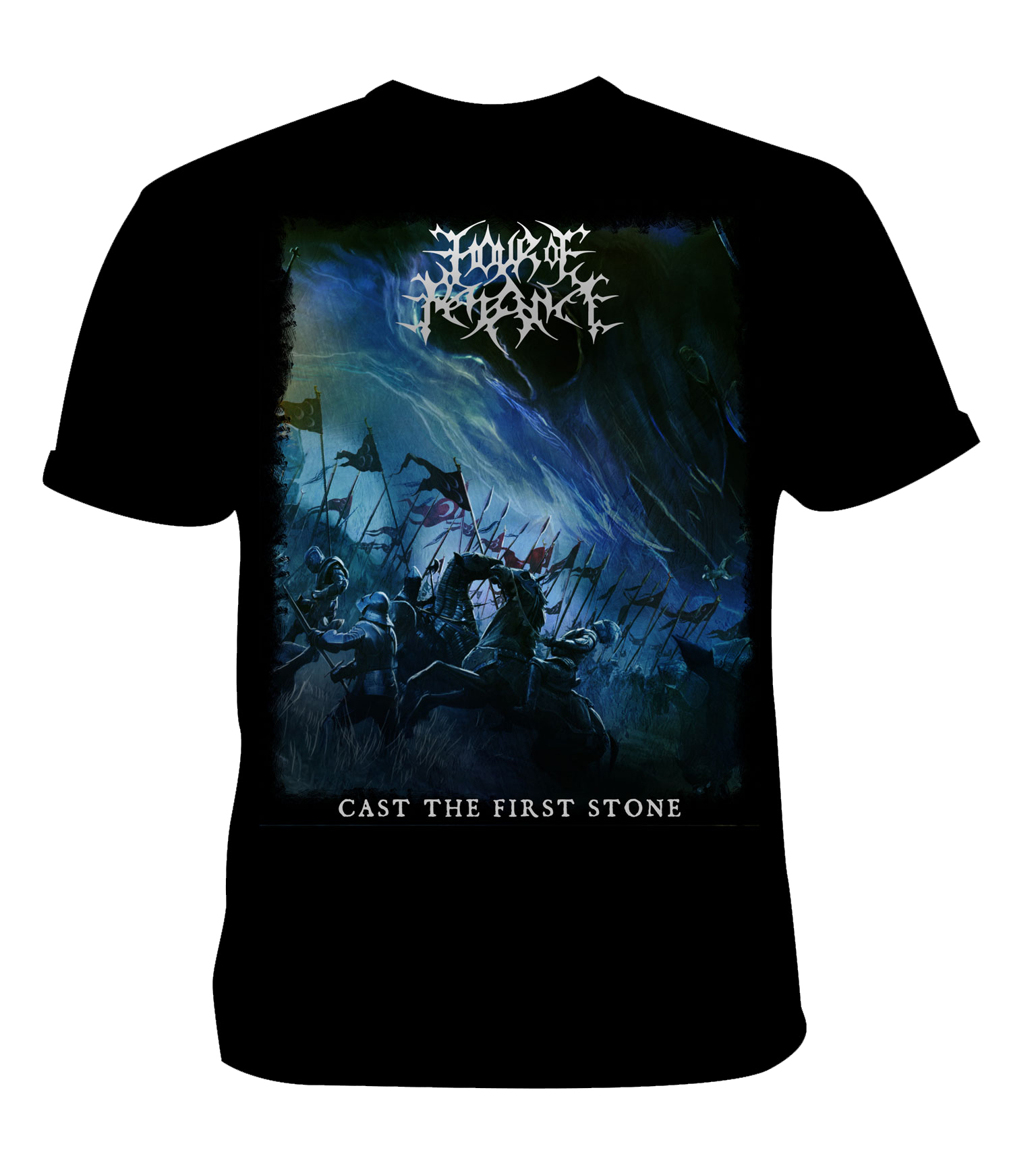 Cast the First Stone CD Bundle