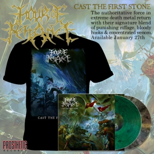 Cast the First Stone LP Bundle