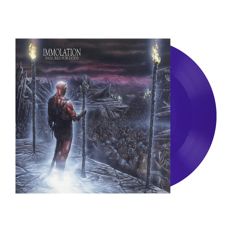 Failures for Gods - Purple LP