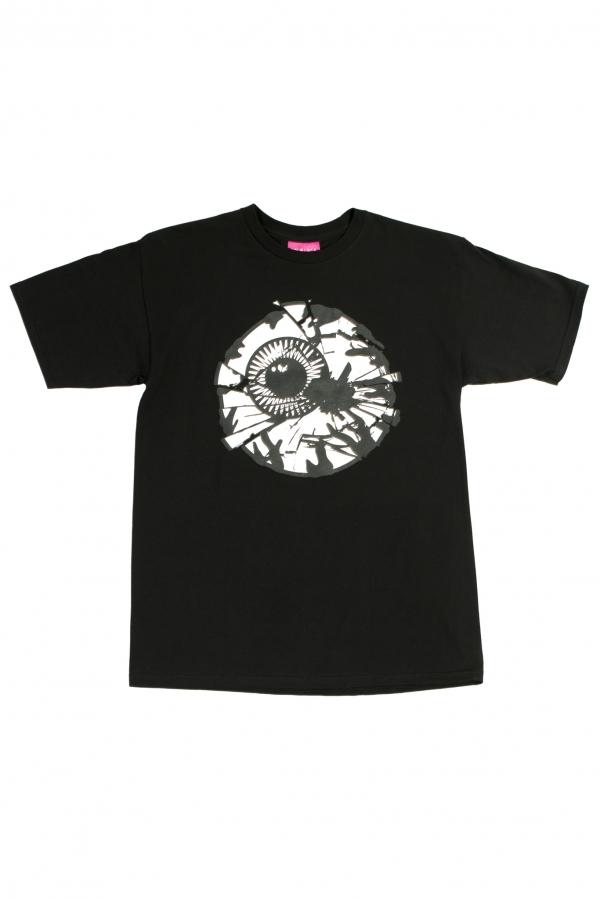 Damaged Keep Watch T-Shirt