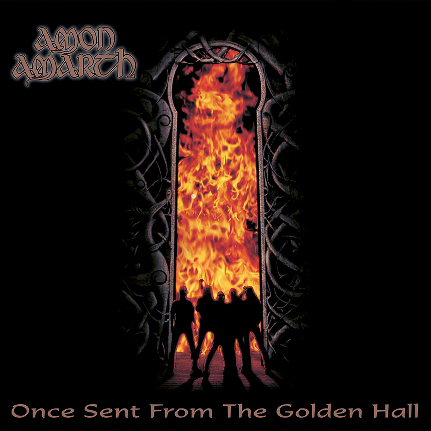 Once Sent from the Golden Hall - Orange LP