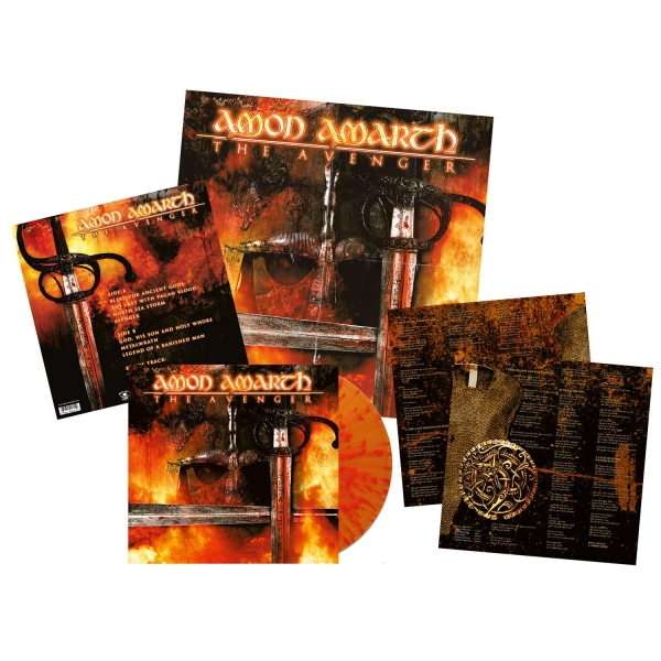 The Avenger - Splatter LP