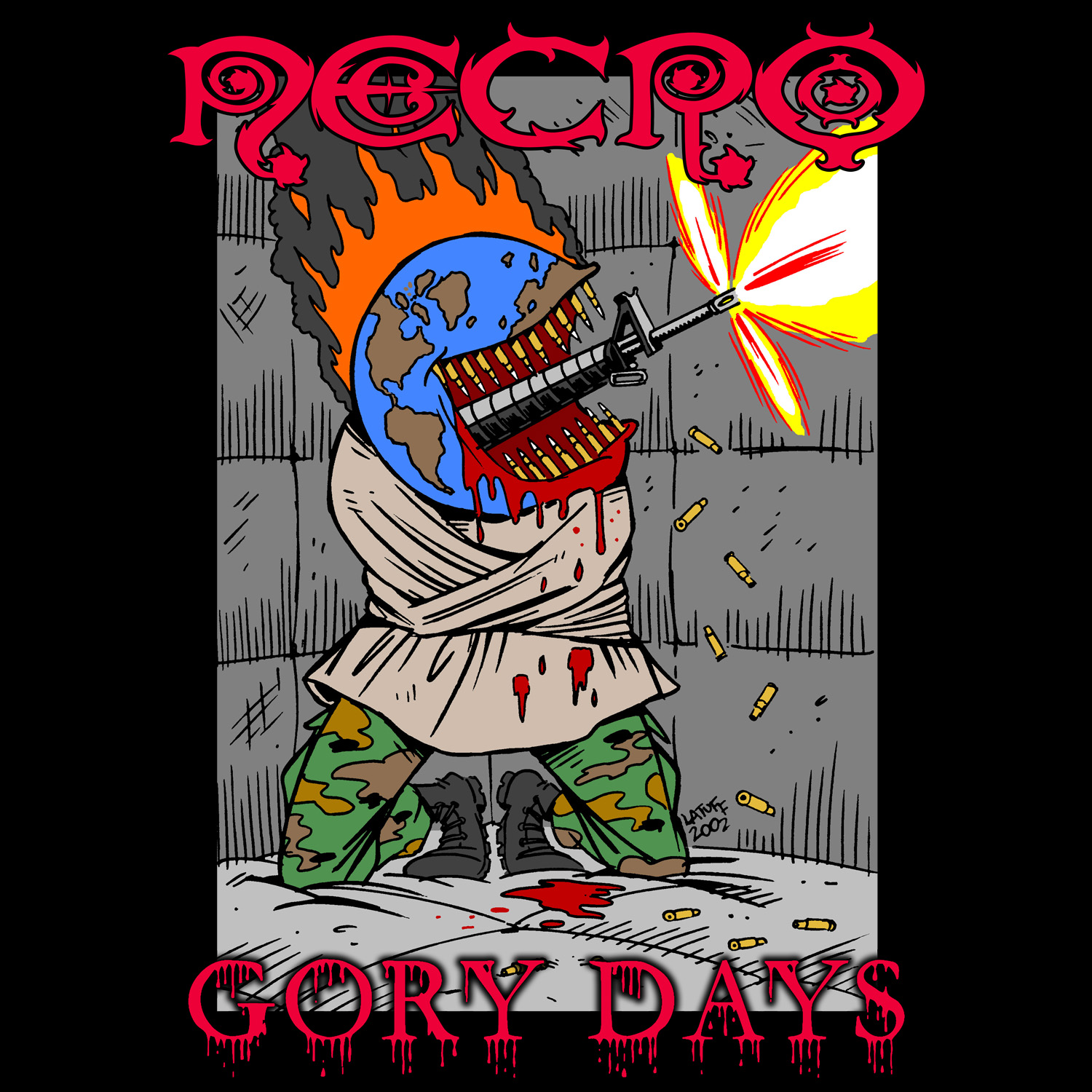 Gory Days: World Gone Mad