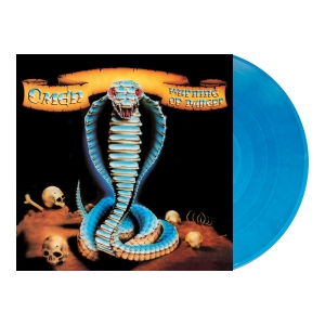 Warning of Danger (Metallic Blue Vinyl)