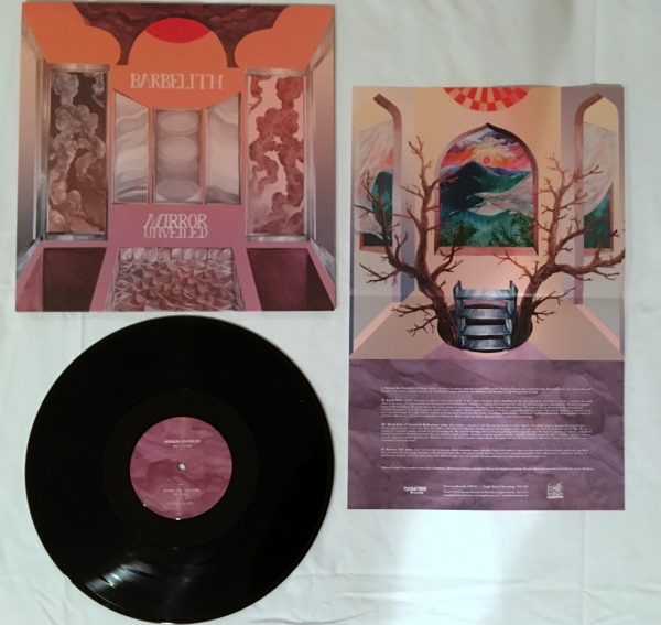 Mirror Unveiled LP