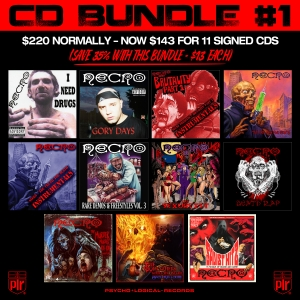CD Bundle #1