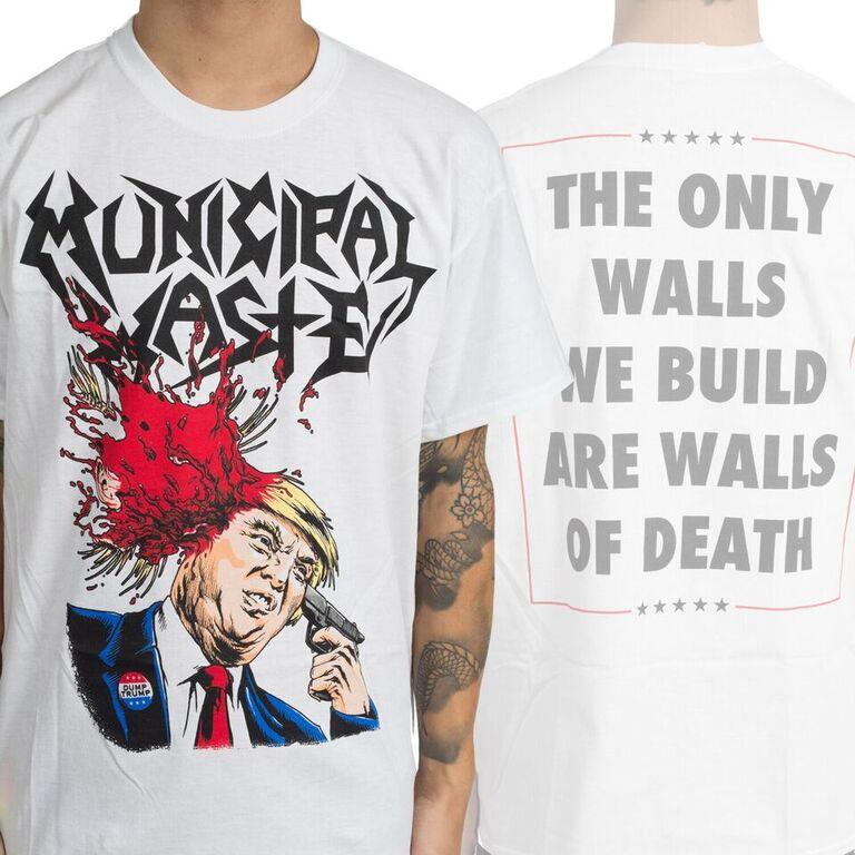 Trump Walls Of Death