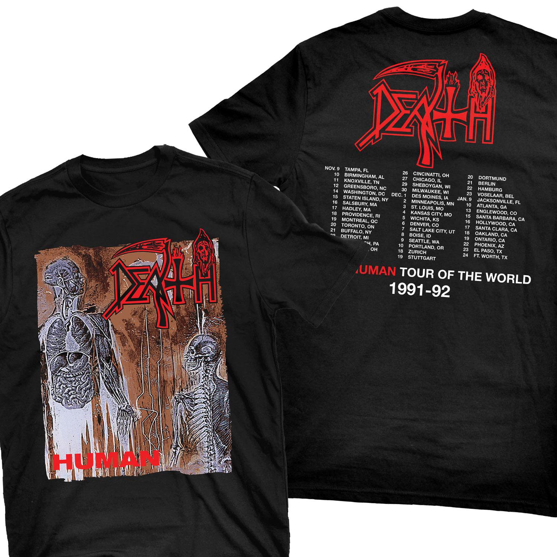 "Death ""Human World Tour"