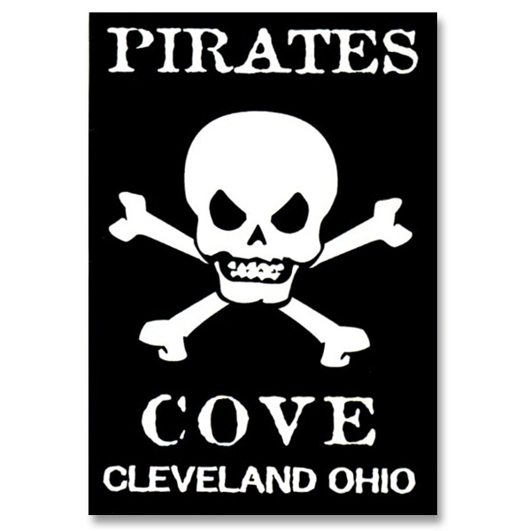 Pirate's Cove Sticker