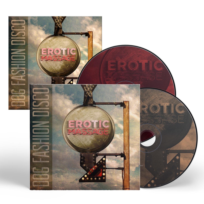 CD / Sticker Bundle