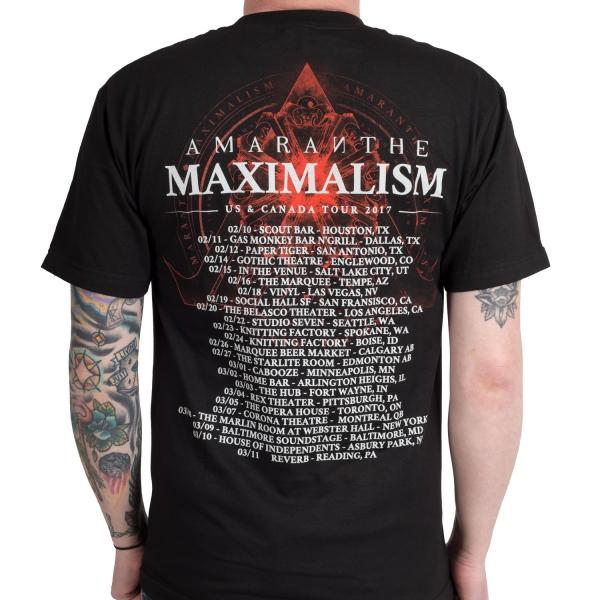 Maximalism Eagle 2017 Tour