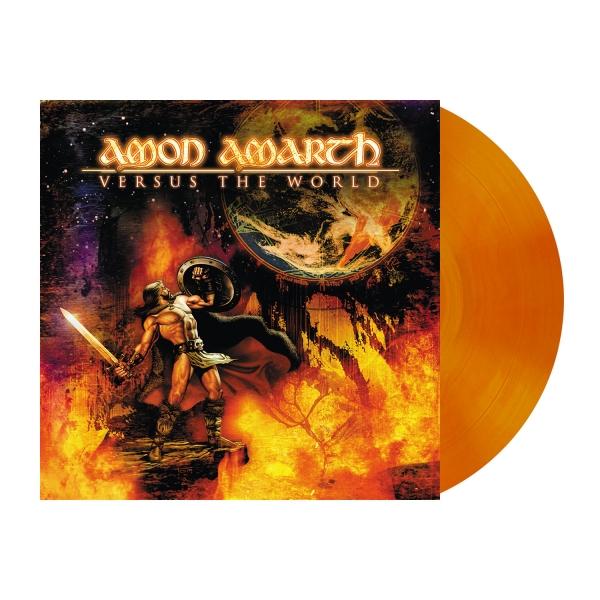 Versus the World - Orange LP