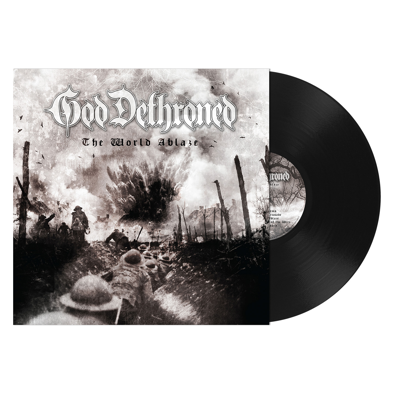 The World Ablaze (180g Black Vinyl)