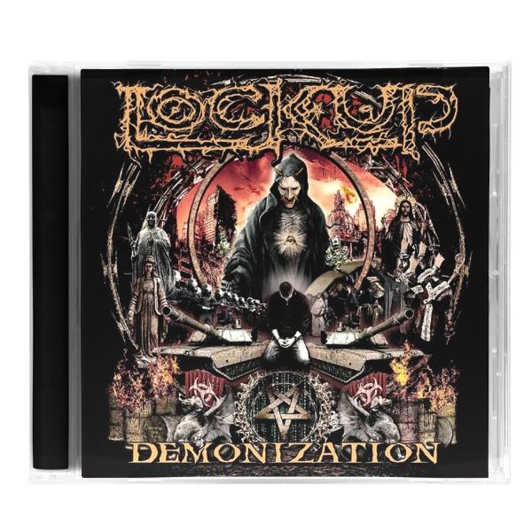 Demonization Tee / CD Bundle