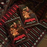 Anthology of Terror, Vol. 1 Mini VHS Cassette Tape