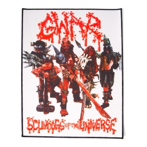 Scumdogs Back Patch