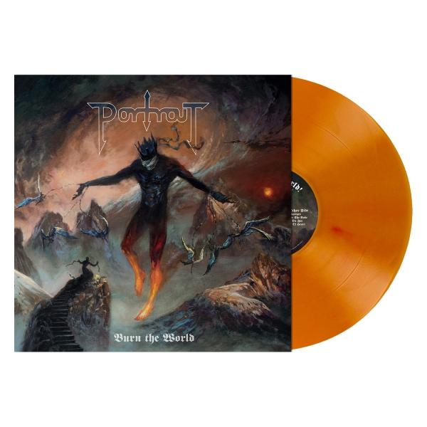 Burn the World - CD/LP Bundle
