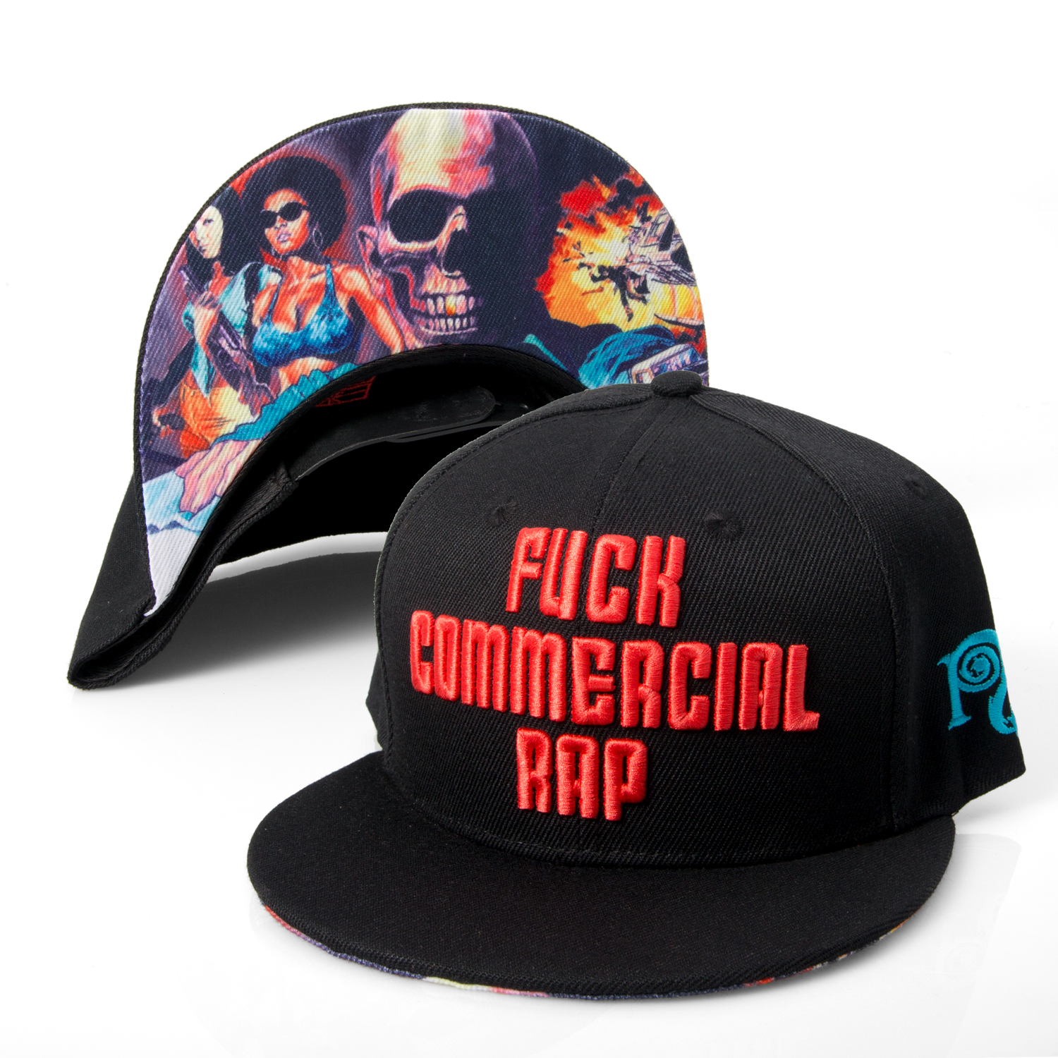 F**k Commercial Rap