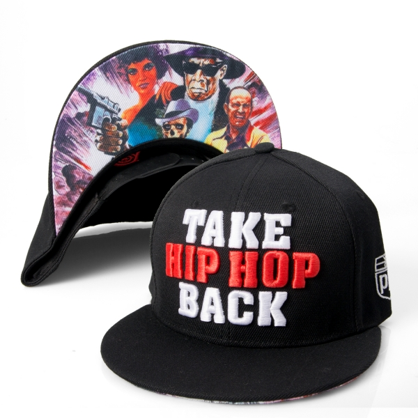 Take Hip Hop Back Slogan Tee Bundle