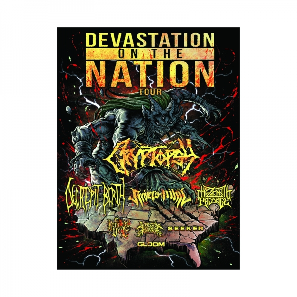 Devastation on the Nation III