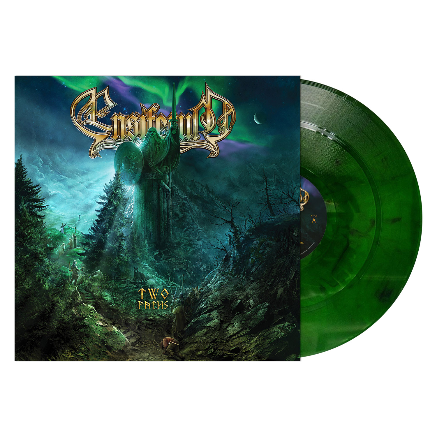 Two Paths (Forest Green Vinyl)