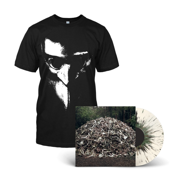 II LP (coloured) + T-Shirt Bundle