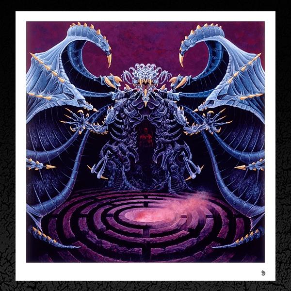 Malevolent Creation. 'Retribution' Album Cover