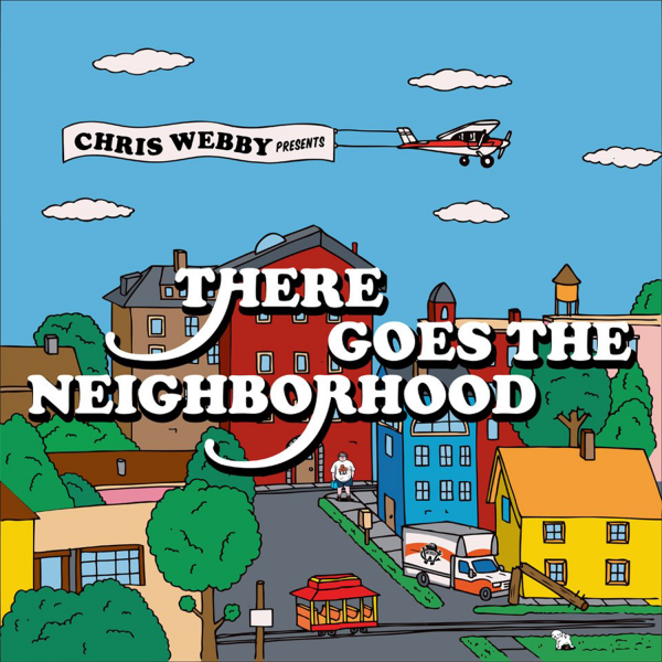 """""""There Goes The Neighborhood"""" Signed CD"""