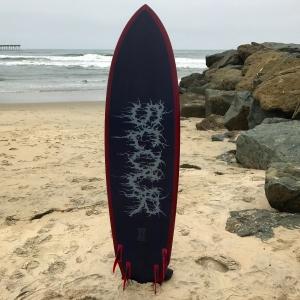 Custom Surf Board